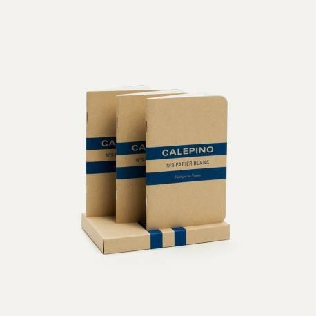 Carnet - N°3 Papier Blanc