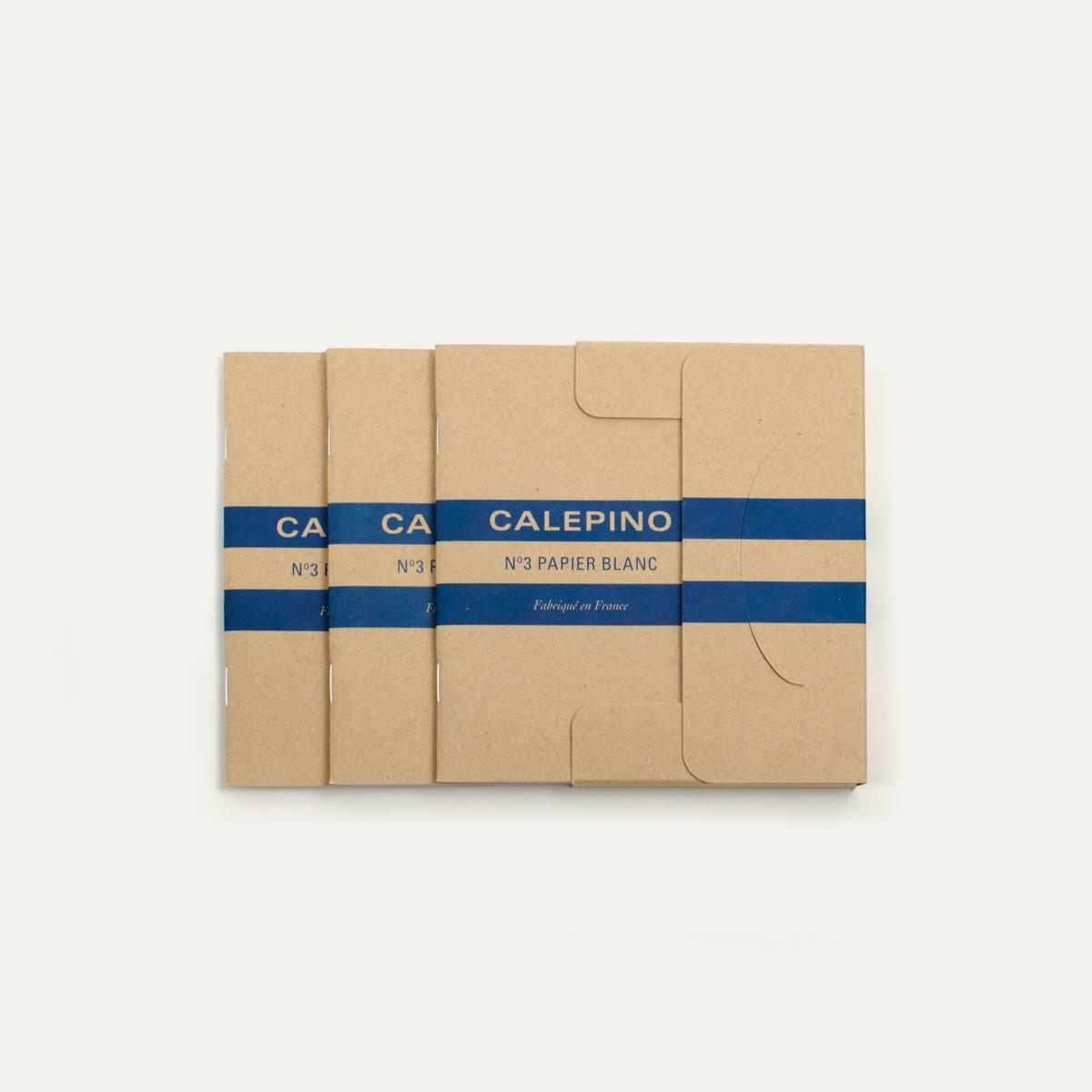 Memo book - N°3 Plain Paper (image n°2)