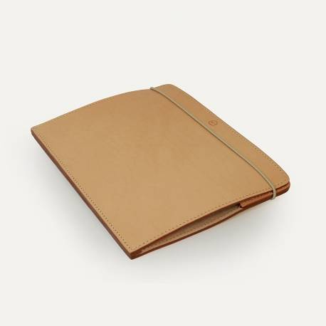 Protection IpadAir Dejean - Naturel