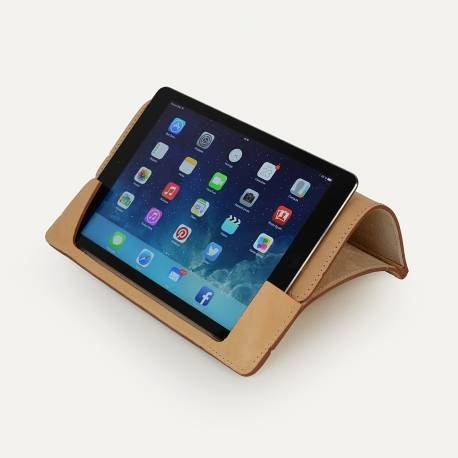 Dejean Ipad Air sleeve - Natural