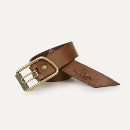 Maillon Belt - Pain Brûlé Grained