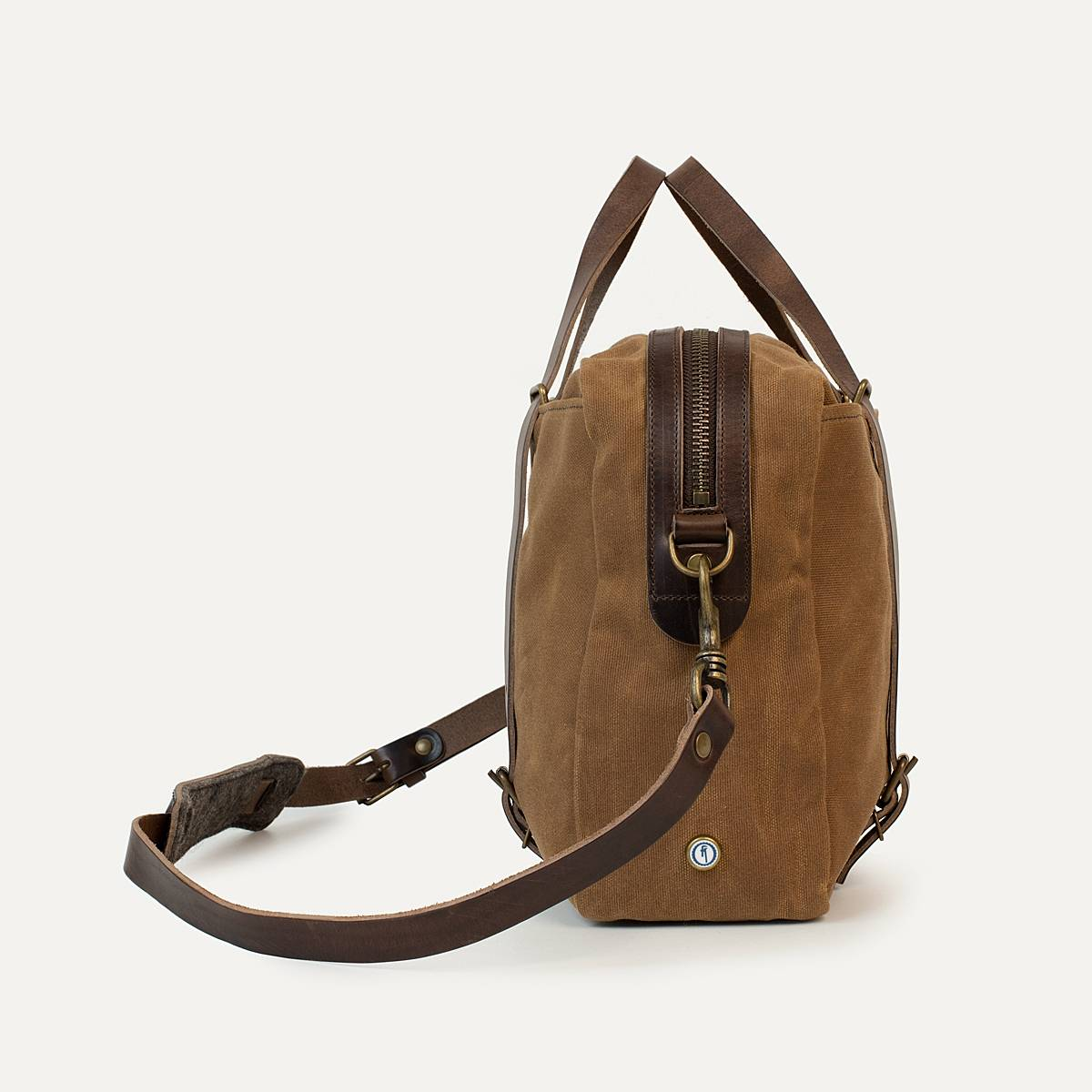 Business bag Report WAXY - Camel (image n°2)