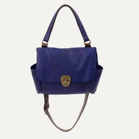 June bag - Blue
