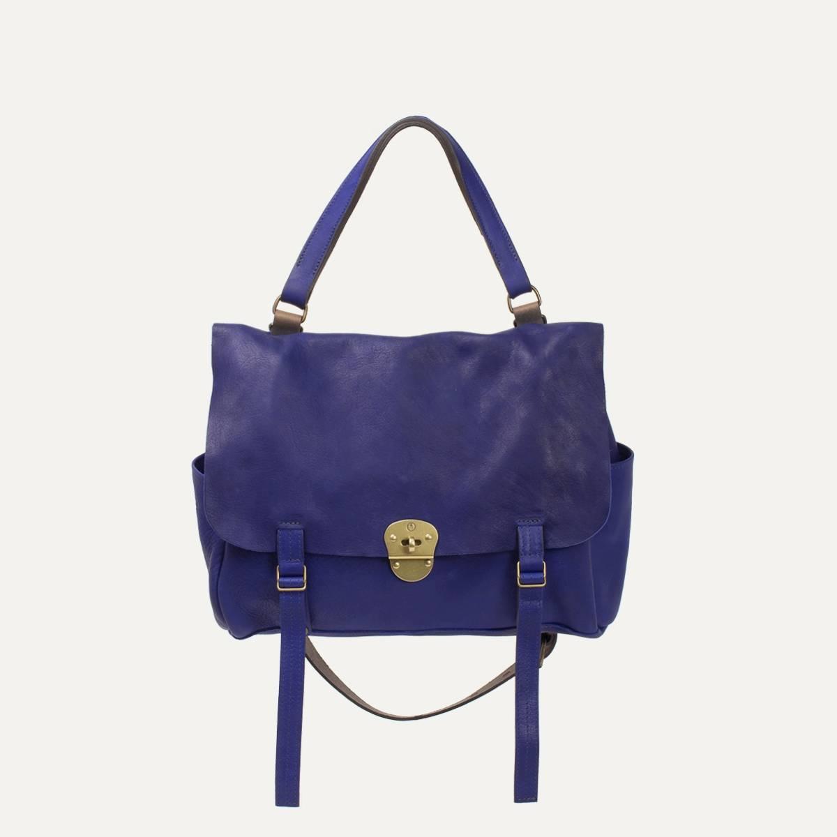 Coline bag M - Blue (image n°3)