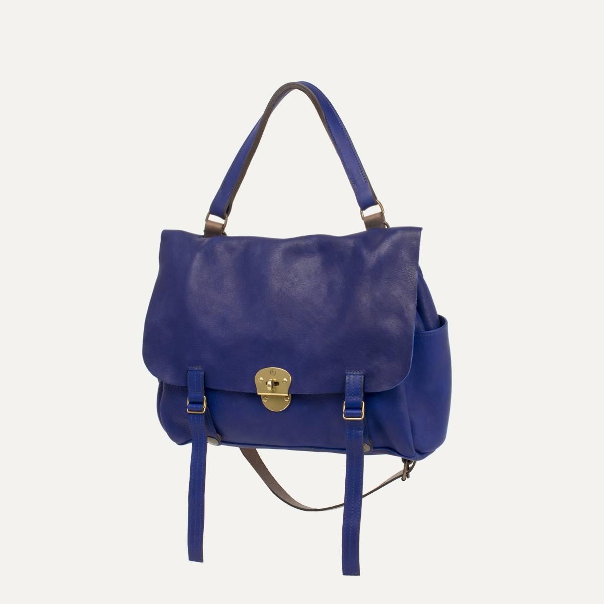 Coline bag M - Blue (image n°4)