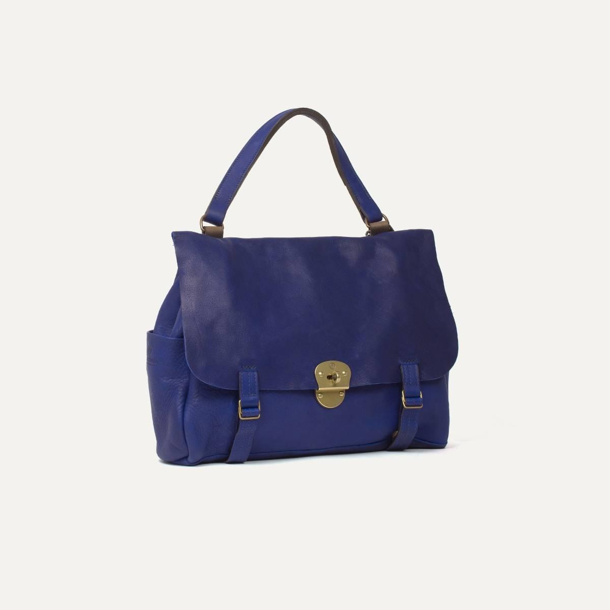 Coline bag M - Blue (image n°6)