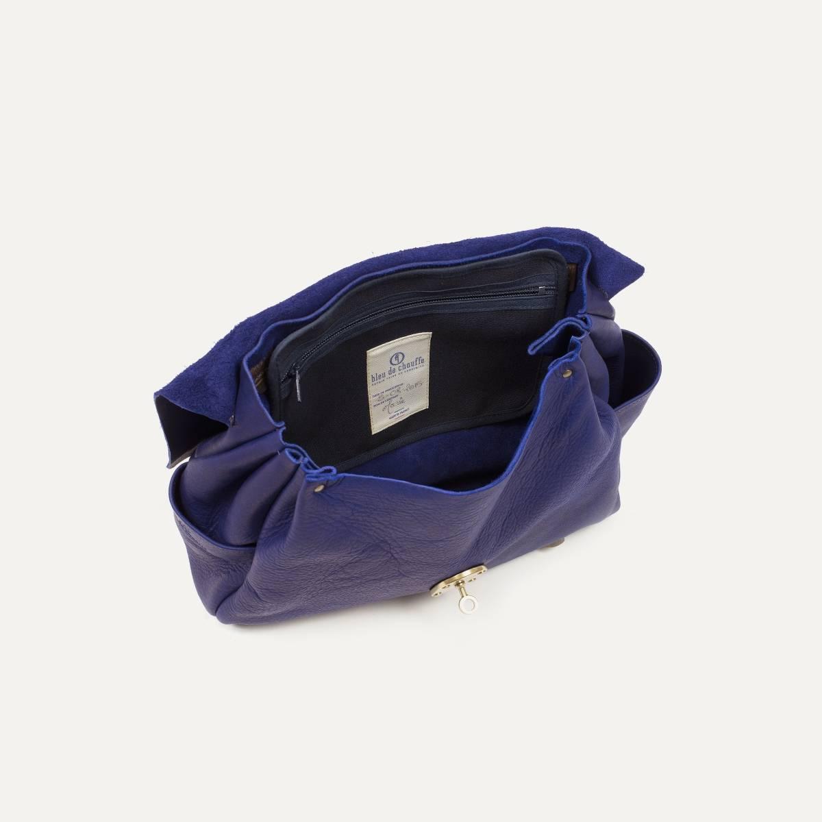 Coline bag M - Blue (image n°7)