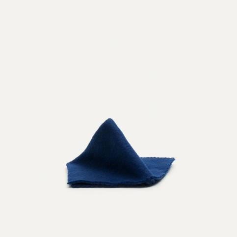 Soft chamois cloth - Blue