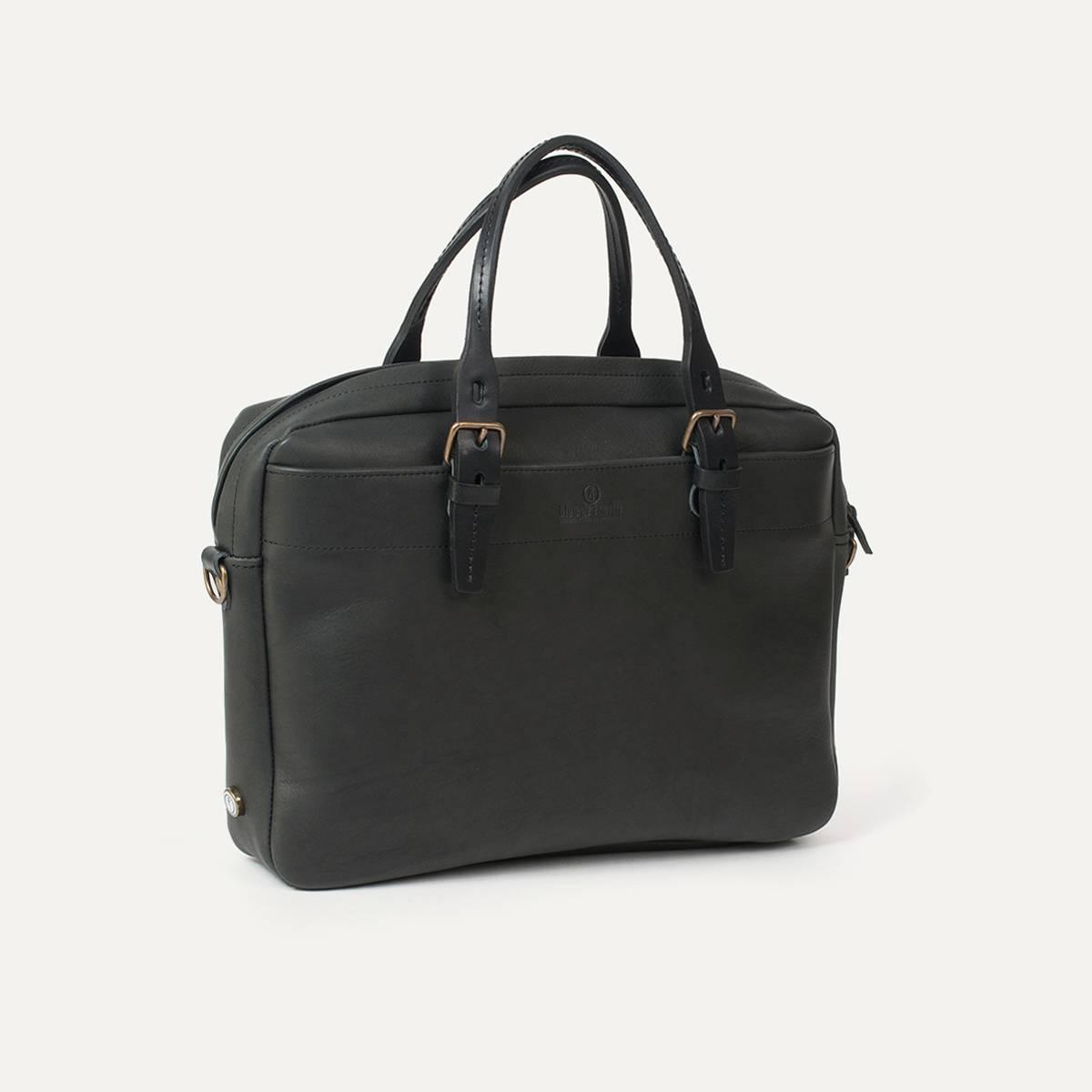 leather business work bags for men i made in france. Black Bedroom Furniture Sets. Home Design Ideas