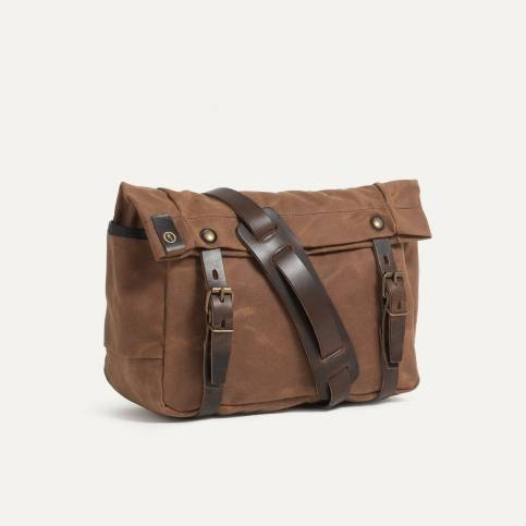 Musette Gibus Waxy - Camel