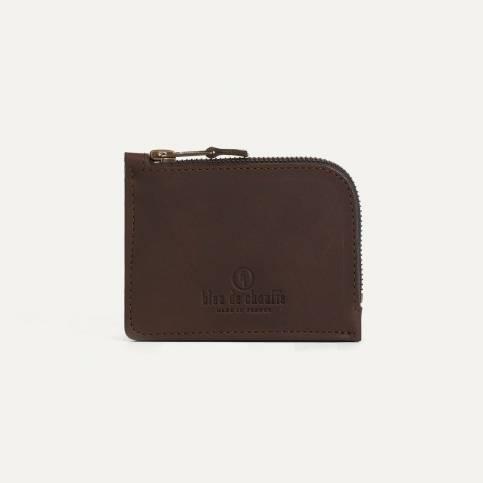 As zipped purse - Expresso