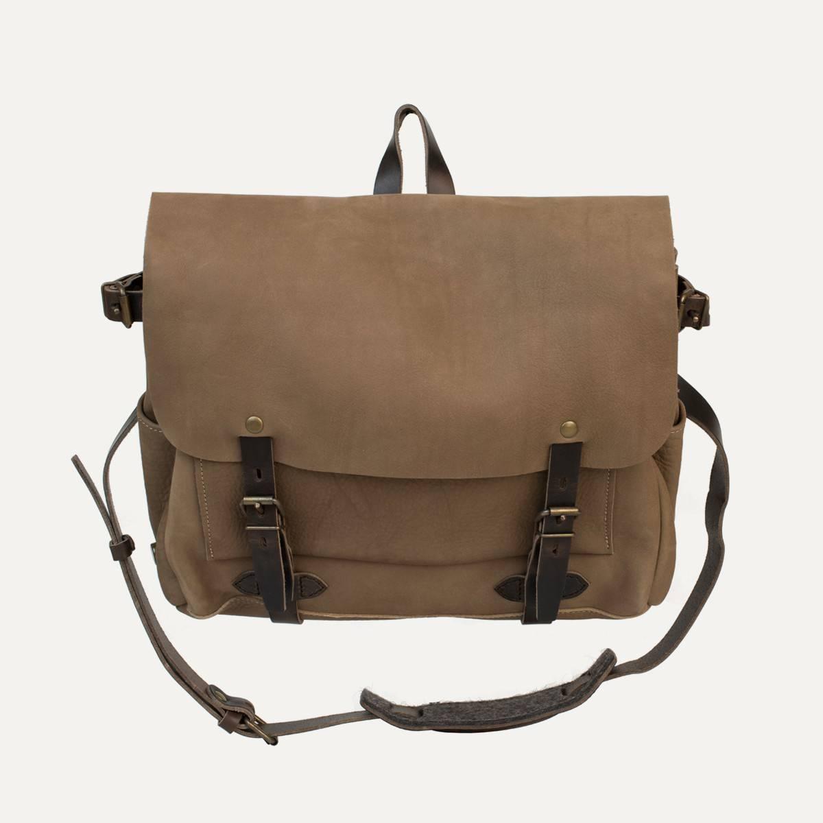 Postman bag Eclair - Taupe (image n°1)