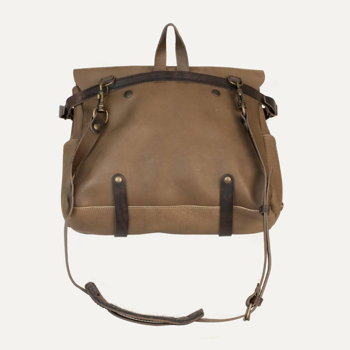 Postman bag Eclair - Taupe (image n°4)