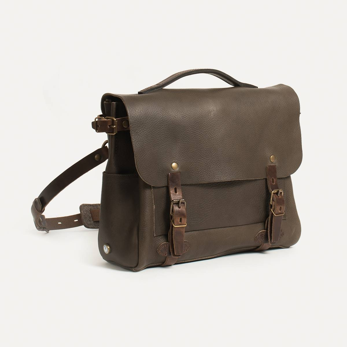 Postman bag Eclair M - Smog (image n°2)