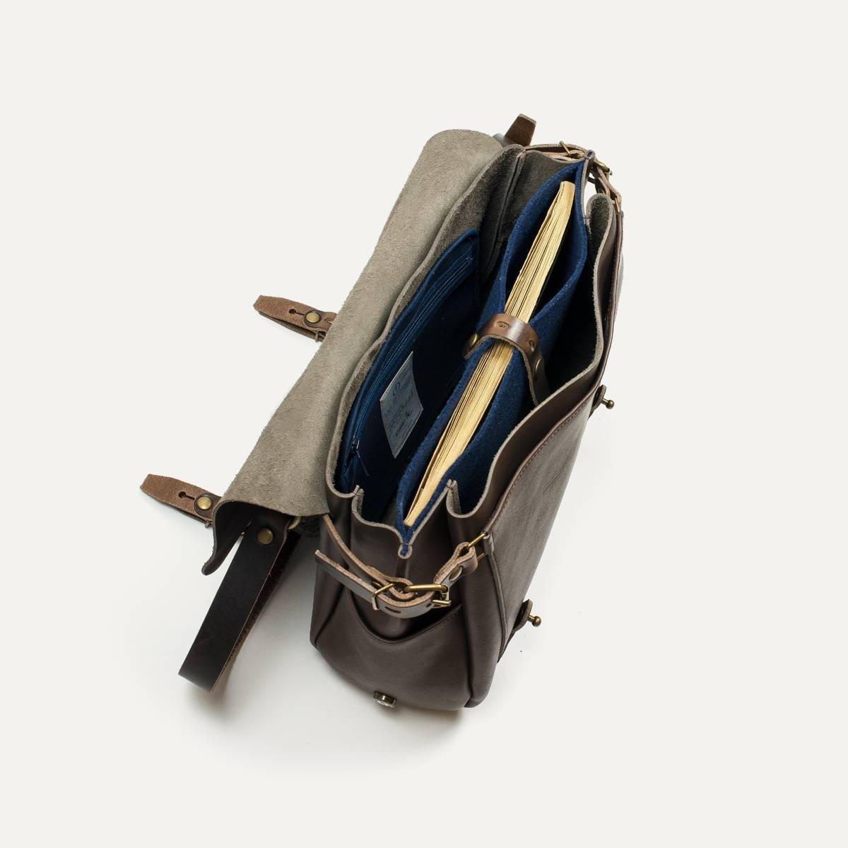 Postman bag Eclair M - Smog (image n°4)