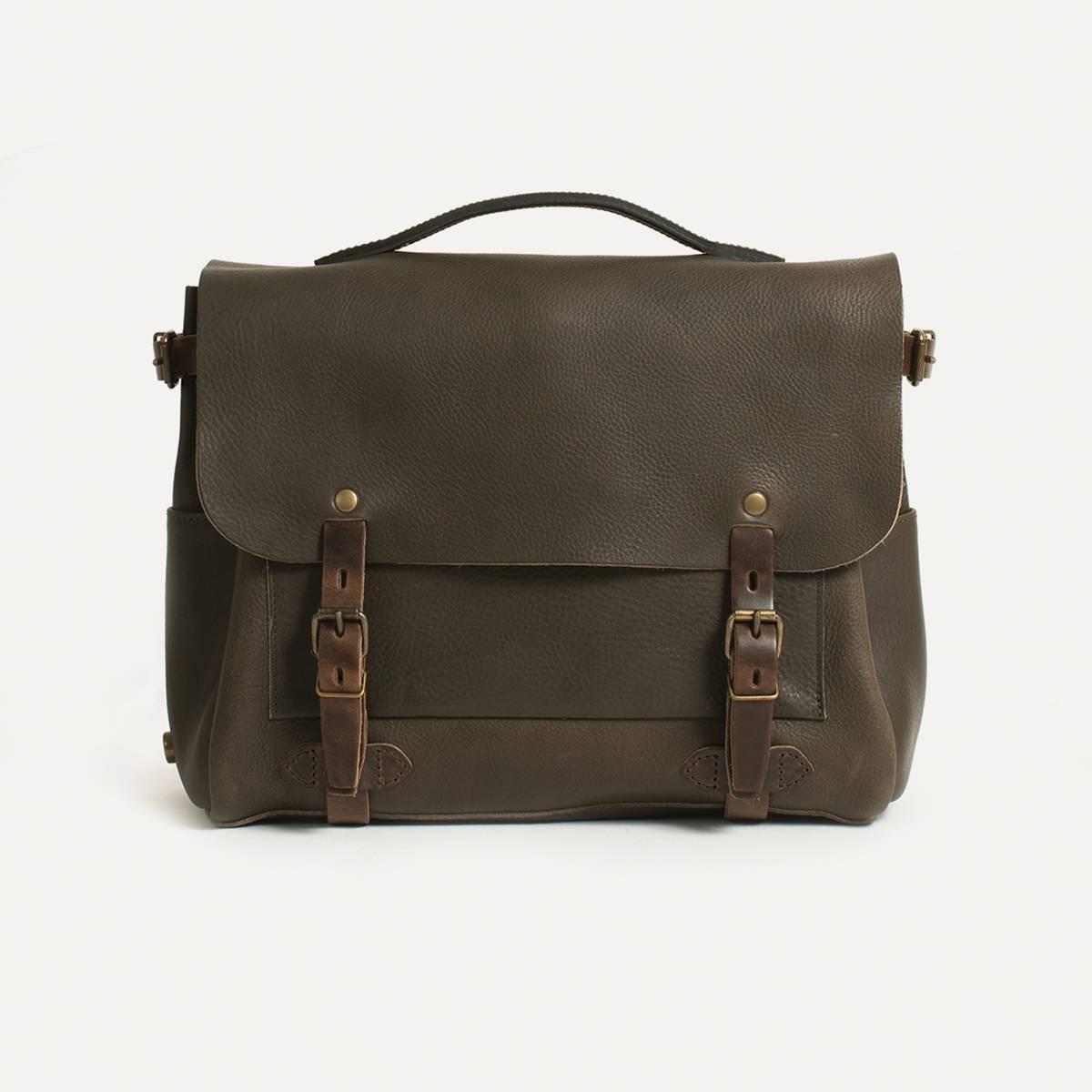 Postman bag Eclair M - Smog (image n°1)