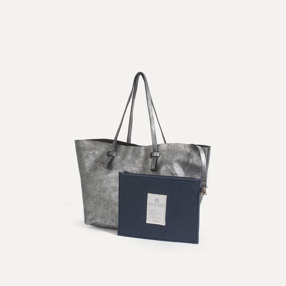 Joy Tote bag S - Fiera Black (image n°3)