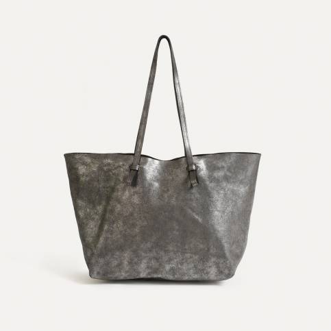 Joy Tote bag M - Black Fiera