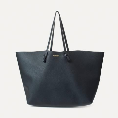 Joy Tote bag L - Black Crispi