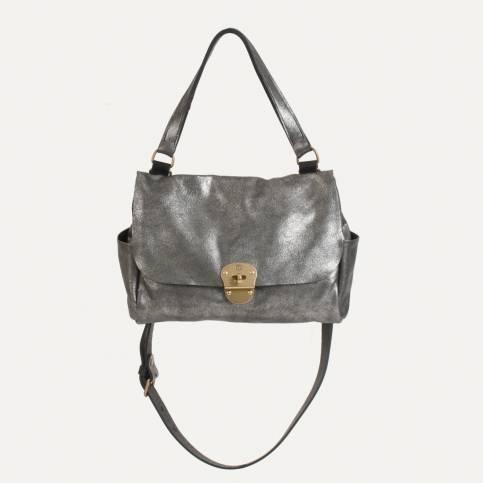 June bag - Black Fiera
