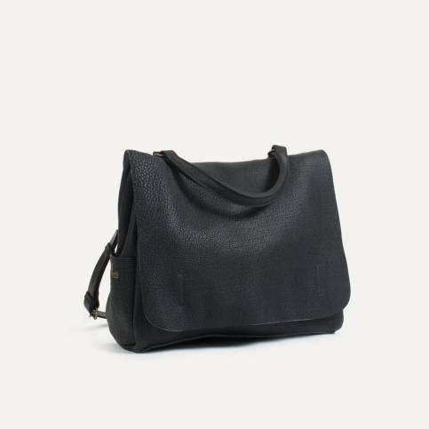 Coline bag L - Black Crispi