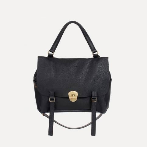 Coline bag - Black Crispi