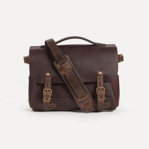 Postman bag Éclair S - Peat