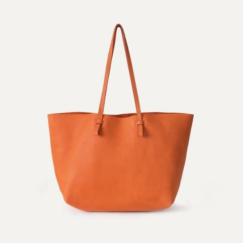 Joy Tote bag M - Pimento
