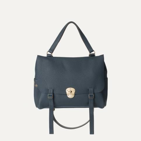 Coline bag M - Navy Blue Crispi