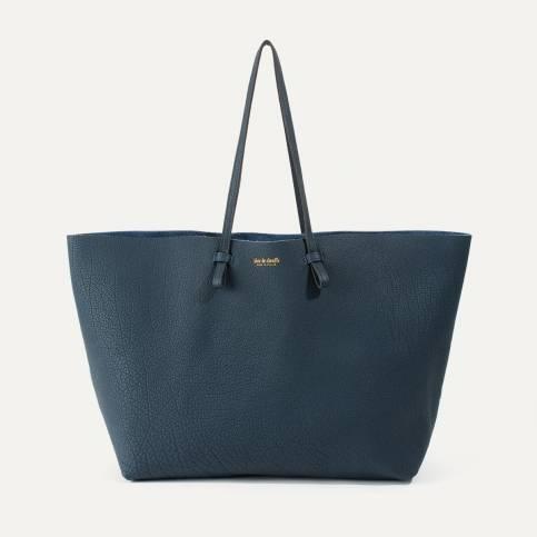 Joy Tote bag L - Navy Blue Crispi