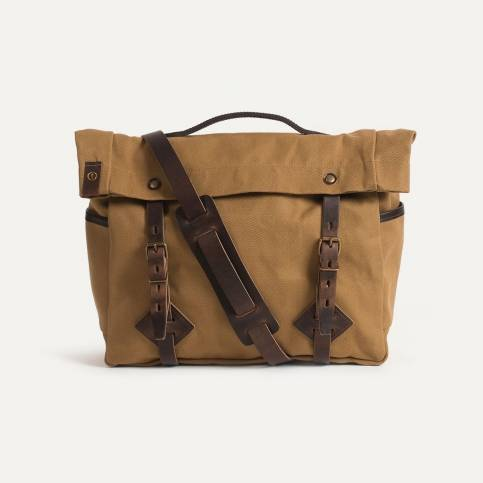 "Gaston tool bag – ""Musette"" - Camel BM"