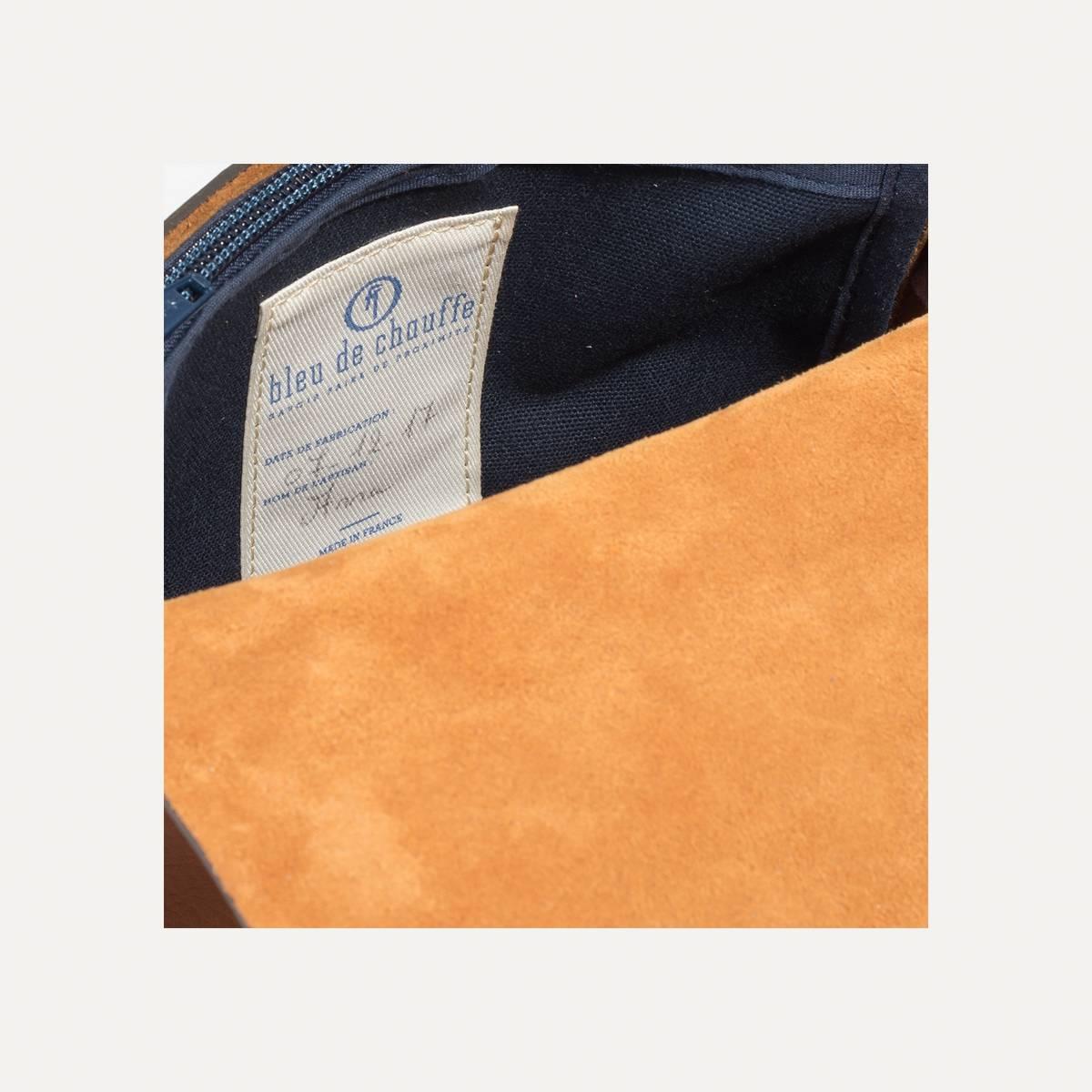 Java mini Postman bag - Pain Brûlé (image n°5)