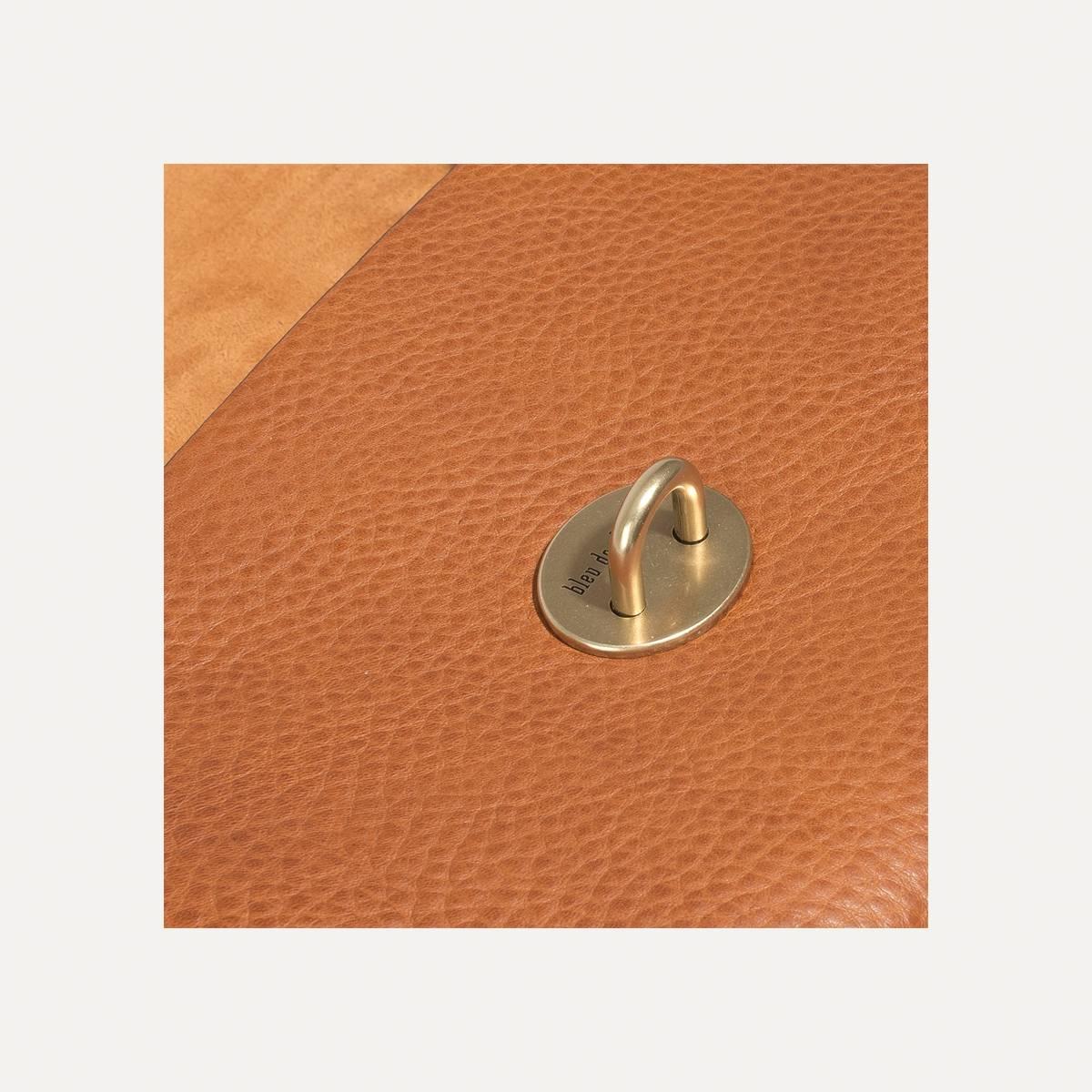 Java mini Postman bag - Pain Brûlé (image n°6)