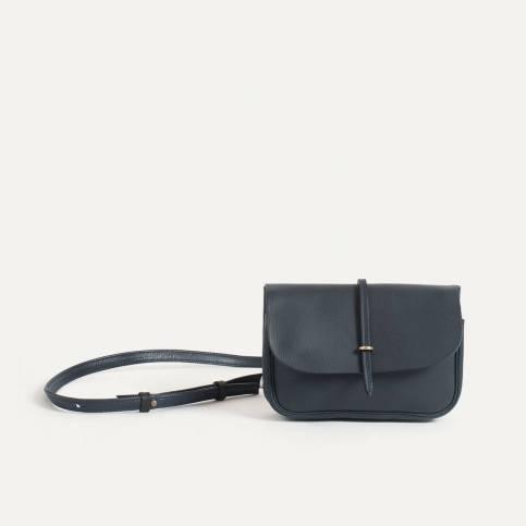 Mini Postman bag Pastel - Navy Blue