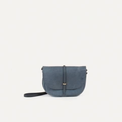 Mini postman bag  Java - Indigo