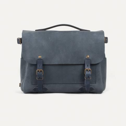 Postman bag Éclair M - Indigo