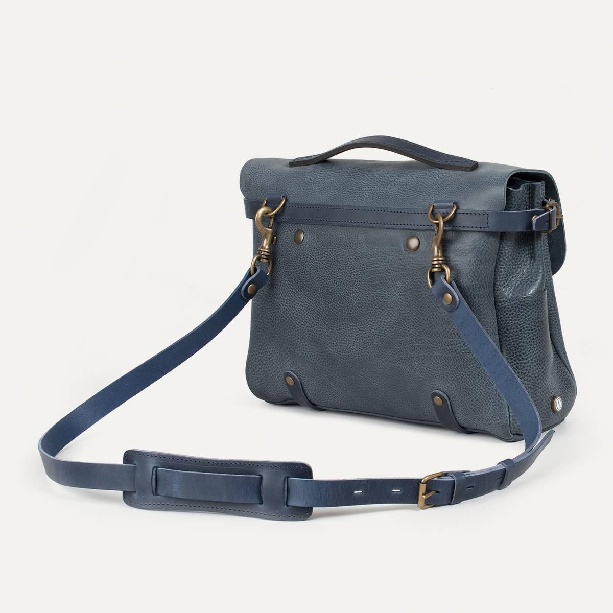 Postman bag Éclair M. Indigo 621e1b4b5e0fc
