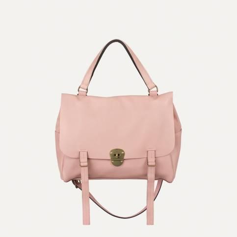 Coline bag M - Powder pink