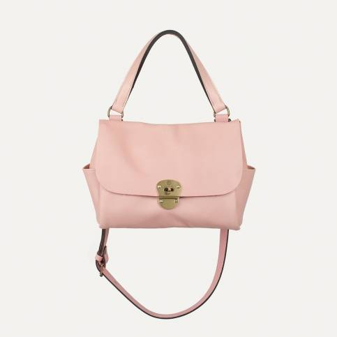 Sac June - Rose poudré