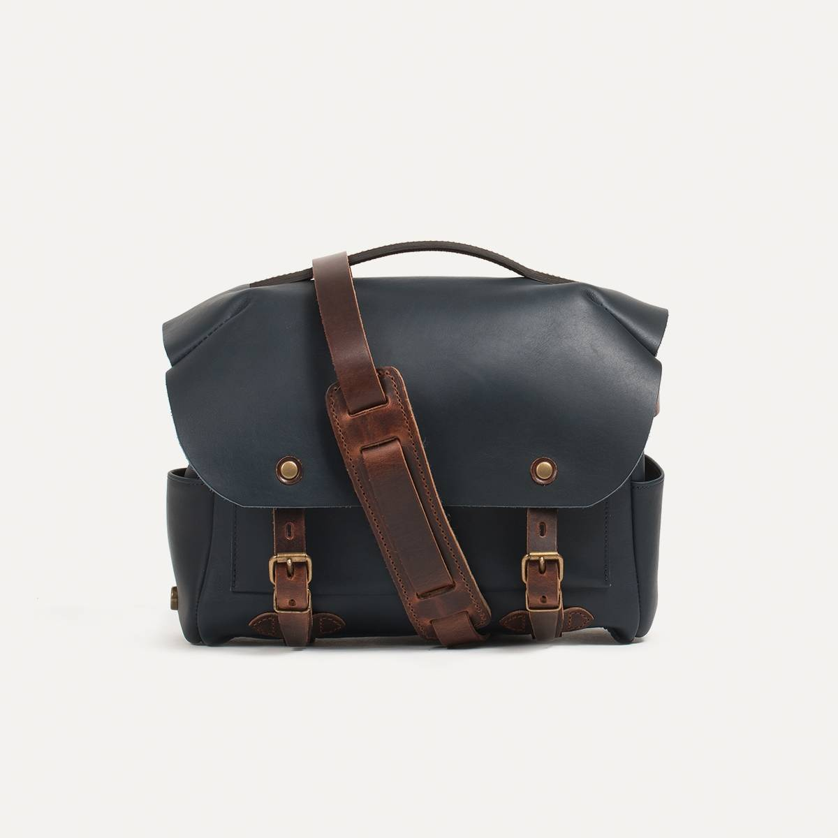 Camera Bag Bologne Made In France Bleu De Chauffe