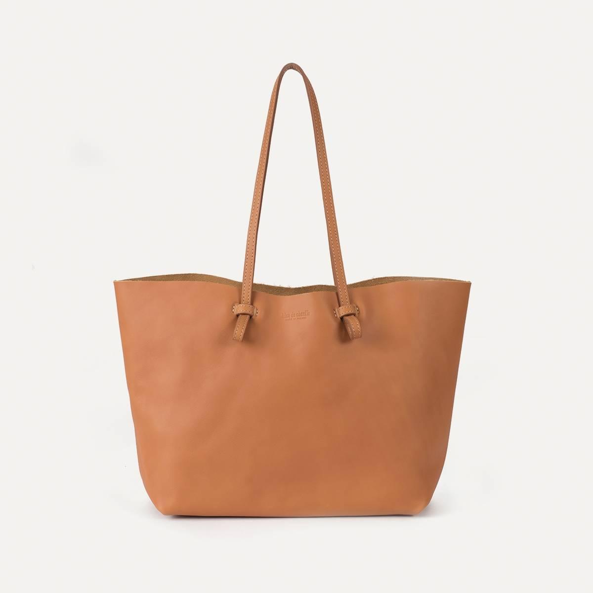 Joy Tote bag M - Honey (image n°1)