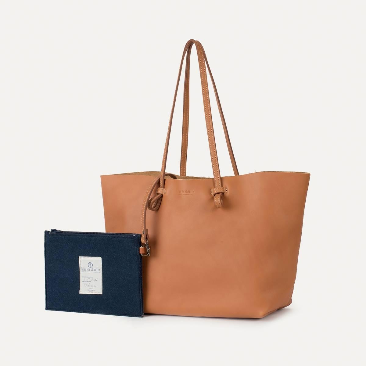Joy Tote bag M - Honey (image n°4)