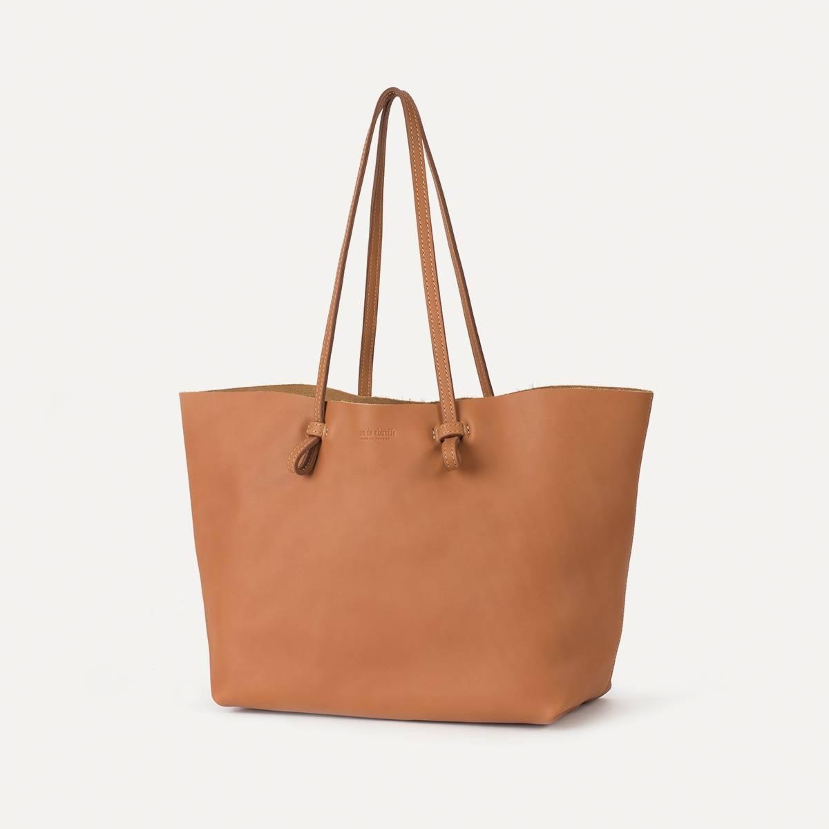Joy Tote bag M - Honey (image n°3)