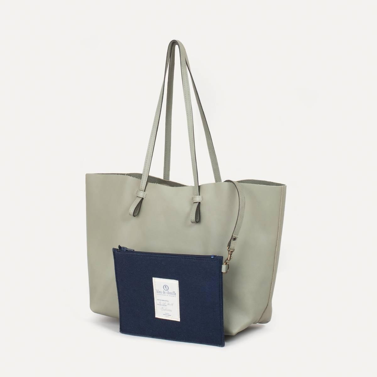 Joy Tote bag M - Ocean (image n°4)