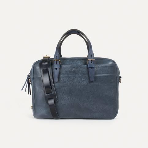 Business bag Folder- Indigo