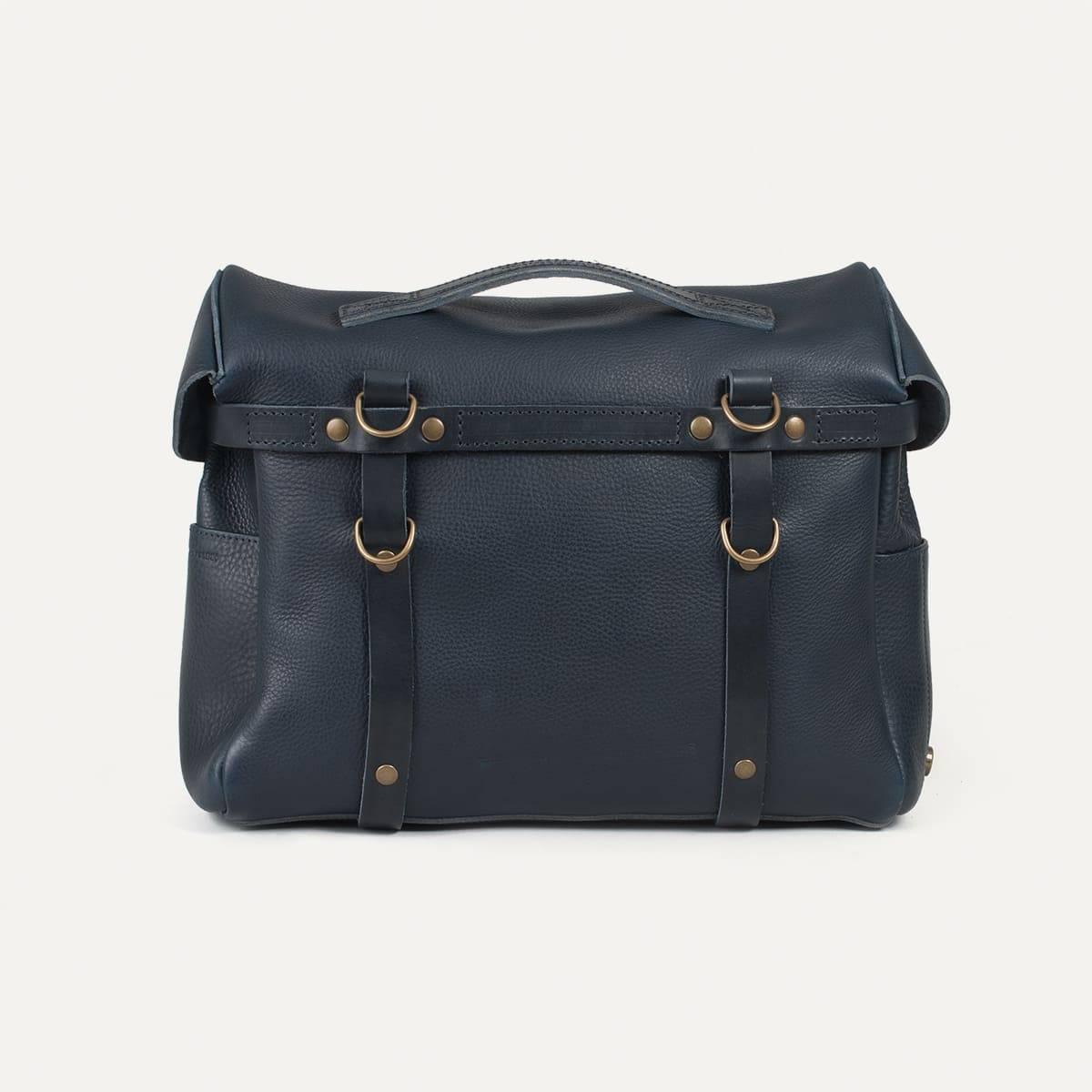Bleu de Chauffe x Blitz Eclair bag - Navy (image n°4)
