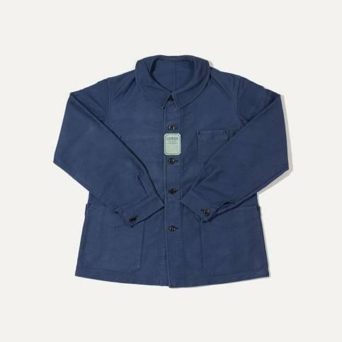 """N°2 : Veste de travail type """" bleu de chauffe """""""