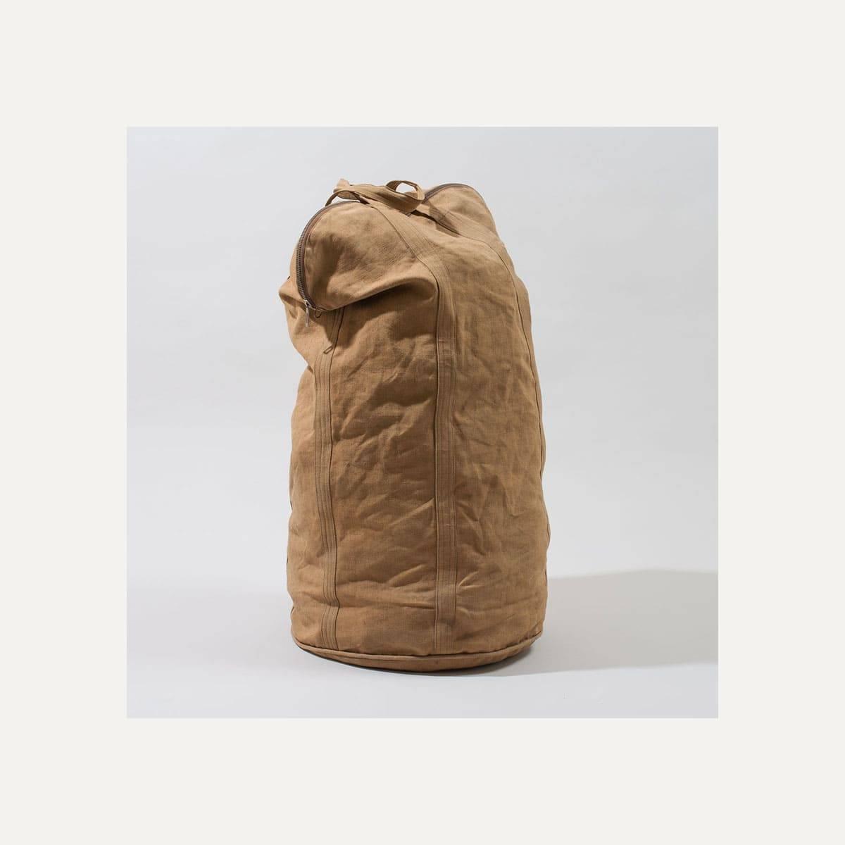 N°4: 'Cashew-colored' linen parachute bag (image n°2)