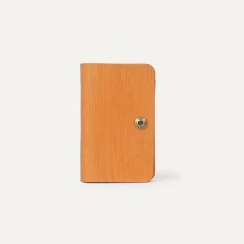 Grisbi wallet - Gold/Cork