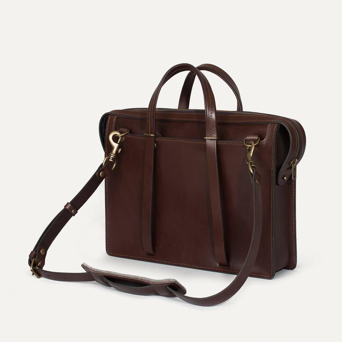 sac cartable jupiter i sac cuir homme made in france. Black Bedroom Furniture Sets. Home Design Ideas